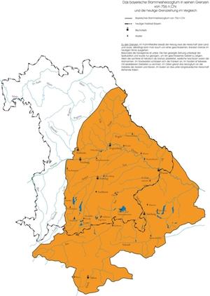 Herzogtum Bajuwaren