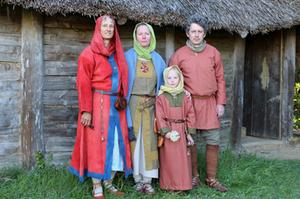 Die Kleidung der Bajuwaren